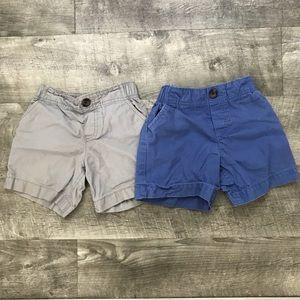 Carter's toddler boy shorts bundle